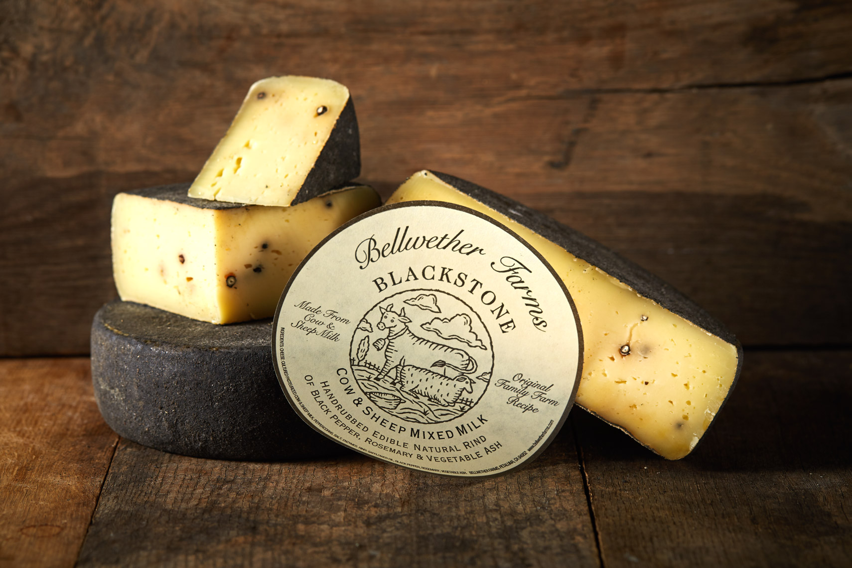 AlanCampbellPhotography, Blackstone Bellwether Farms Cheese