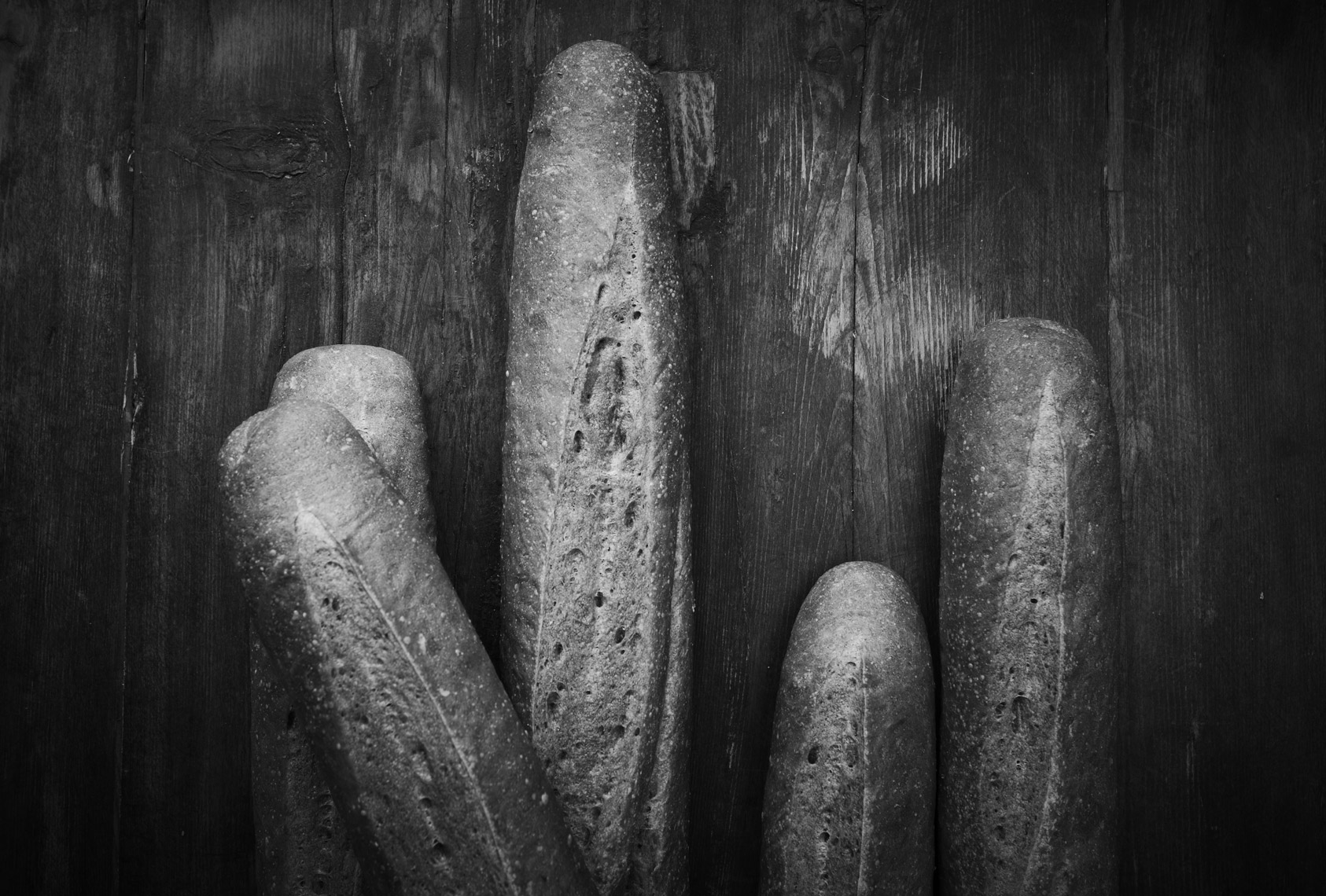 AlanCampbellPhotography, fancy baguettes made fresh in the morning