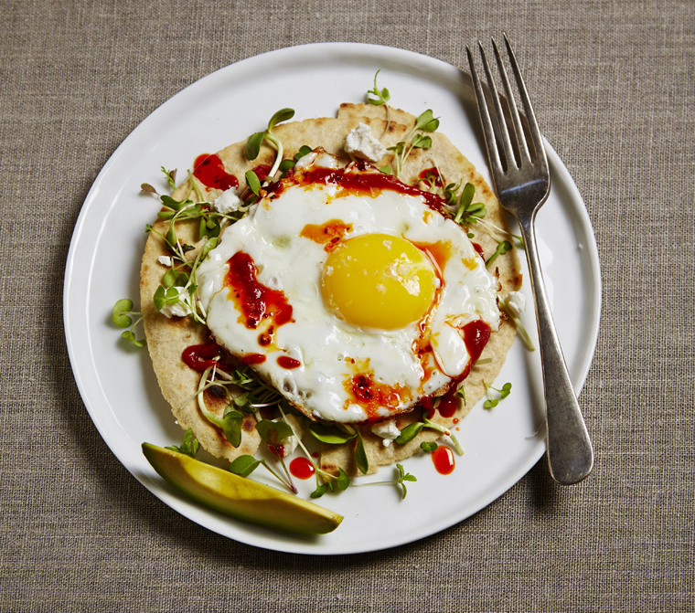 AlanCampbellPhotography, breakfast tortilla with egg