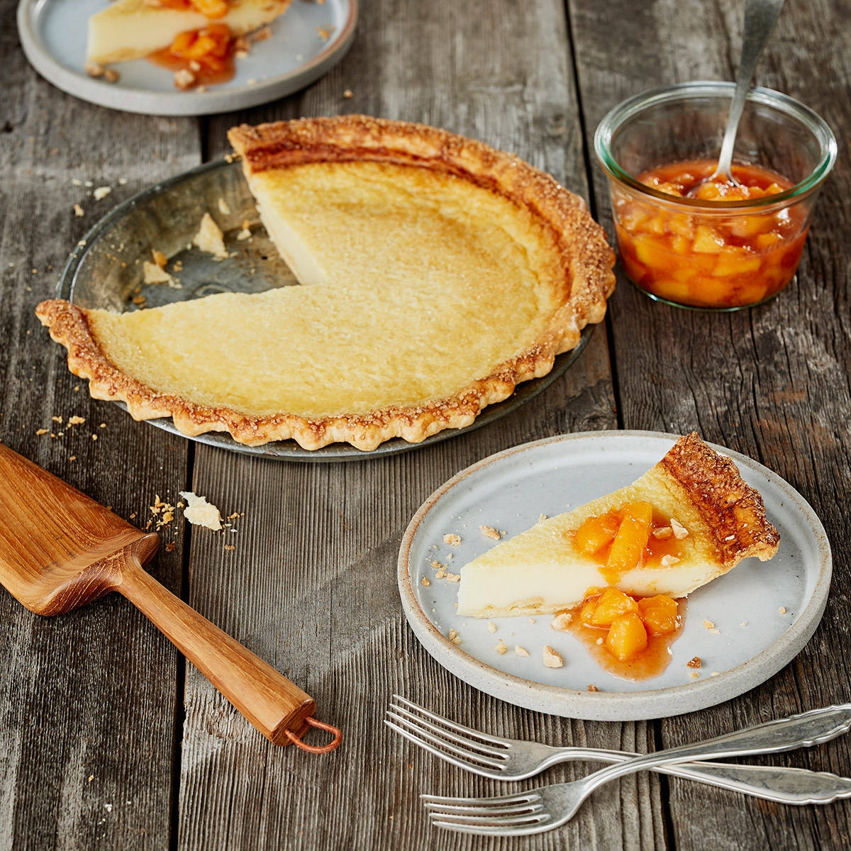 Buttermilk-Pie
