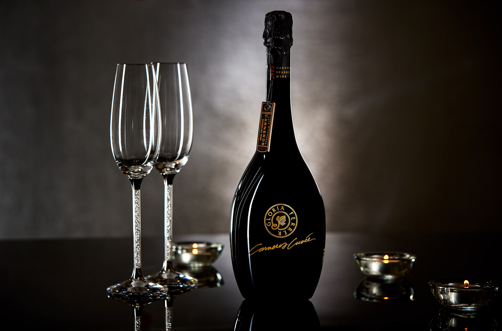 AlanCampbellPhotography, Cuvee from Gloria Ferrer
