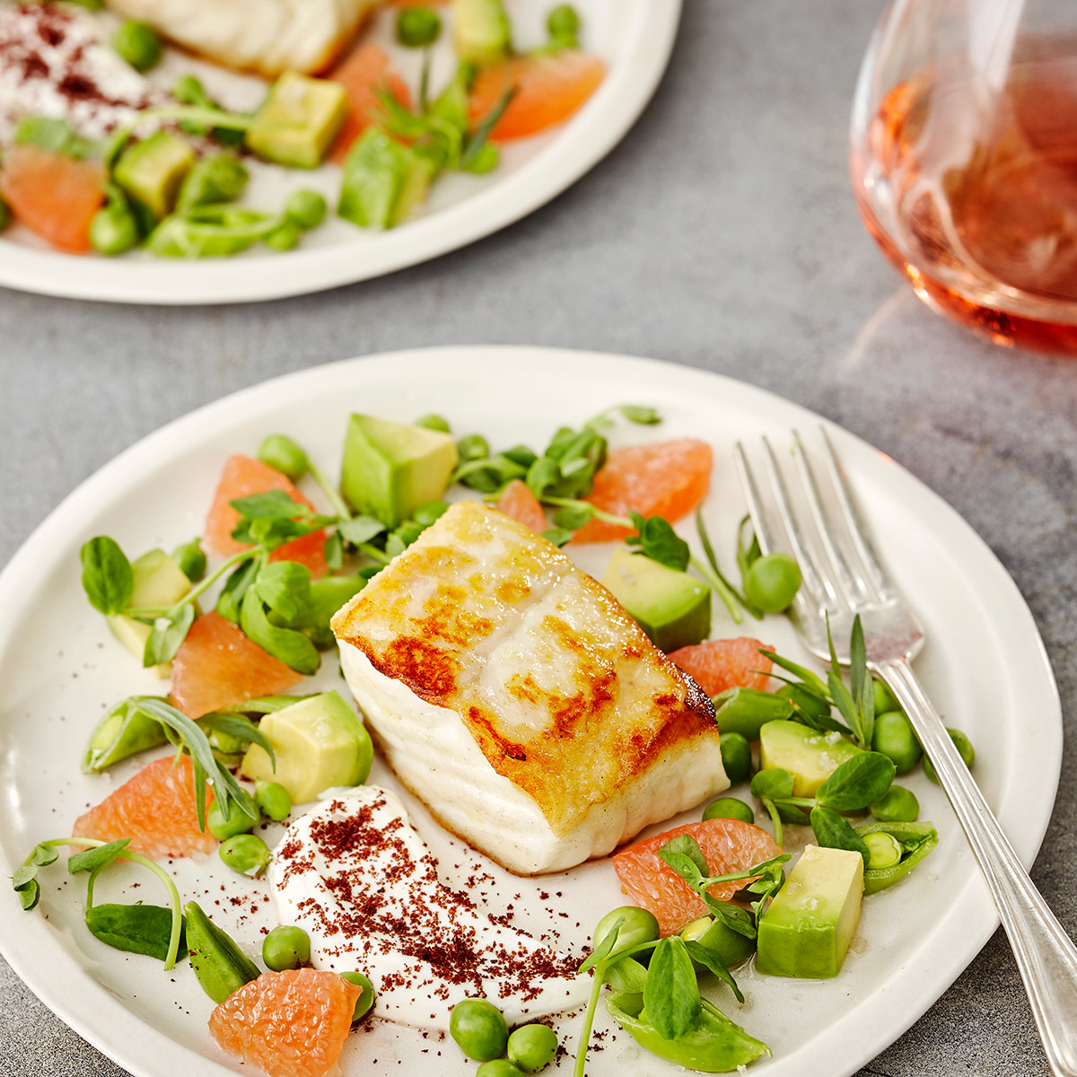Halibut-with-Avocado_Grapefruit