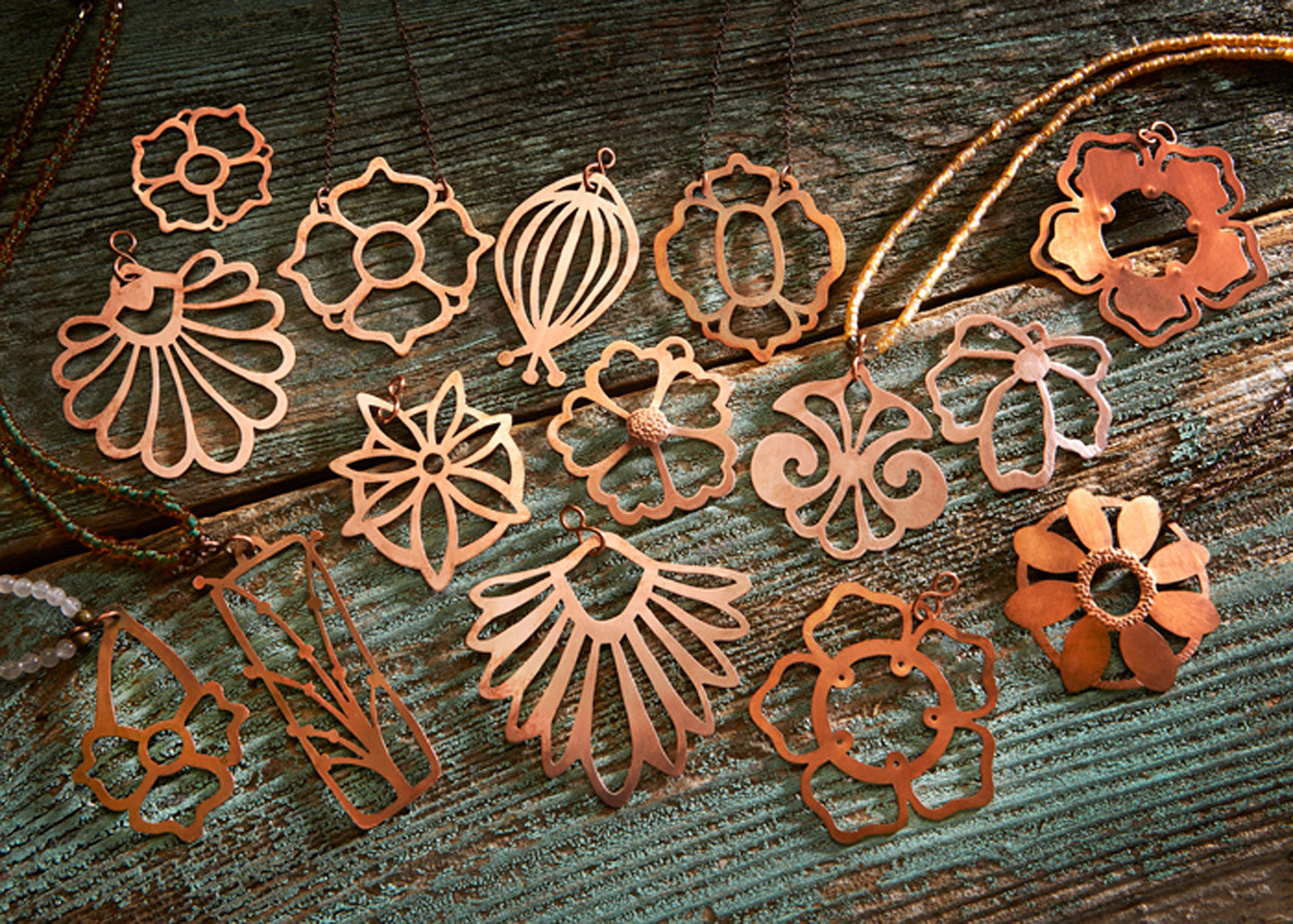 AlanCampbellPhotography, original copper pendants by Karen Campbell
