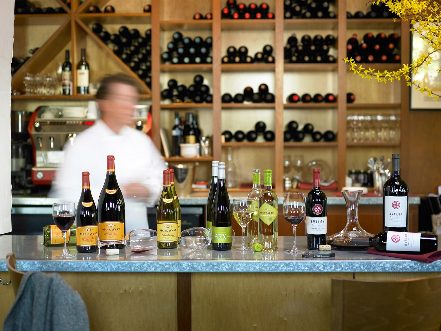 AlanCampbellPhotography, wine bar party scene