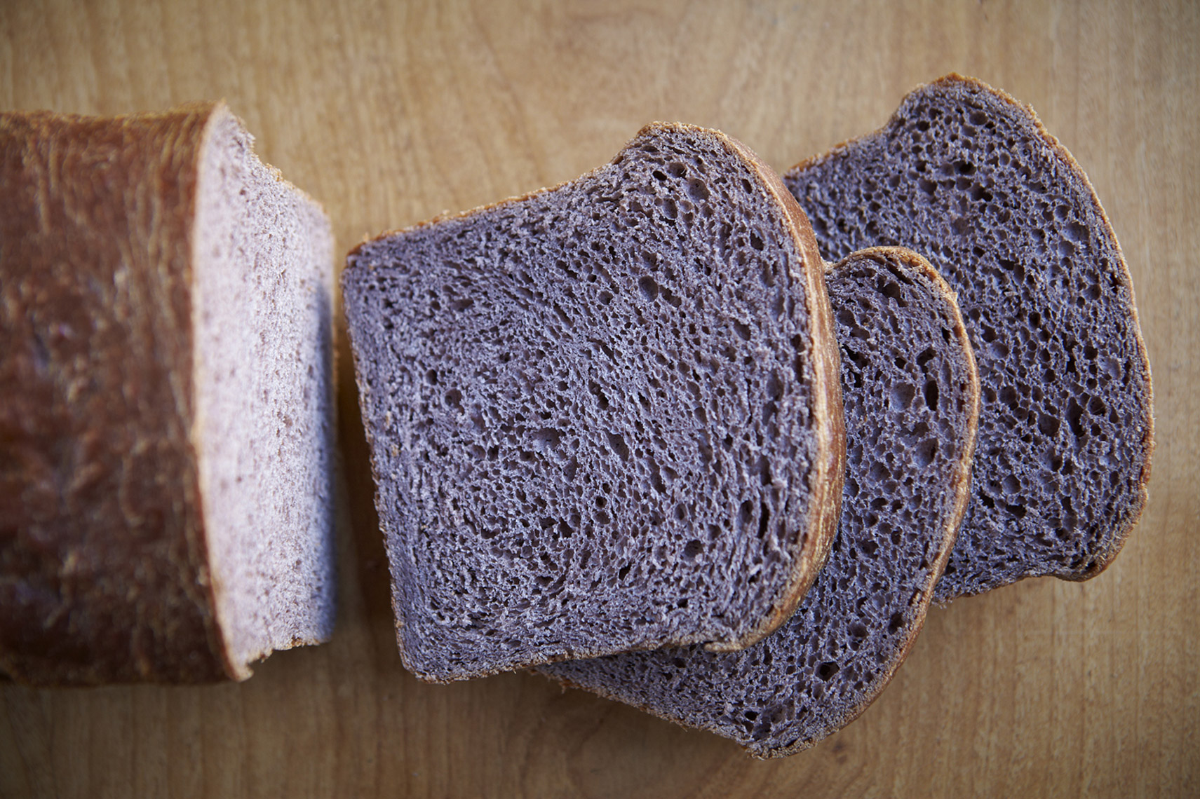 AlanCampbellPhotography, Purple Bread