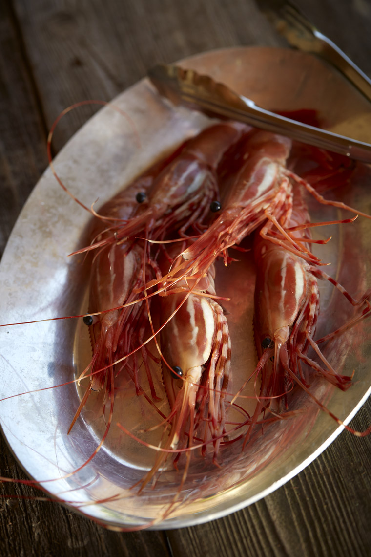 AlanCampbellPhotography, Raw Spot Prawns