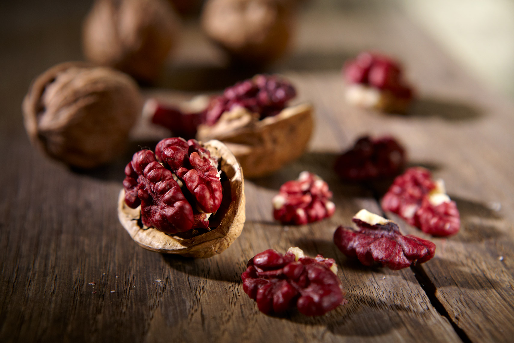 AlanCampbellPhotography, Red Walnuts