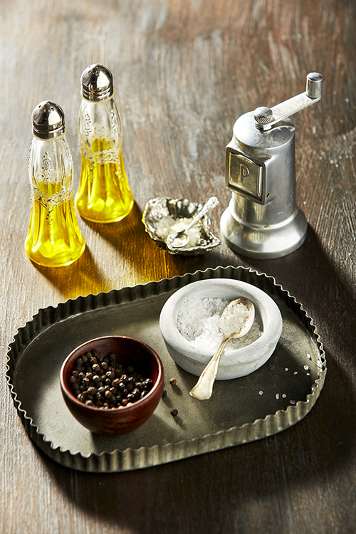 AlanCampbellPhotography, Salt pepper still life
